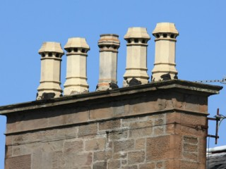 Guttering and chimney repairs
